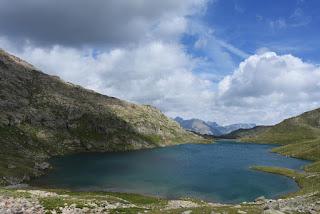 Lac Blanc, Massif des Grandes Rousses