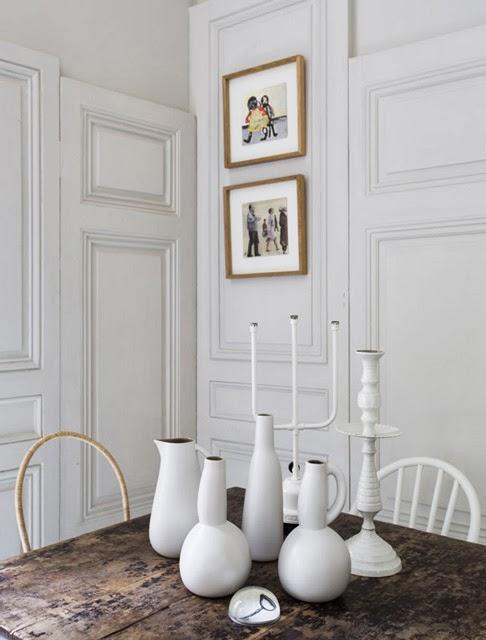 Noir blanc un style for Garage blanc lyon 4