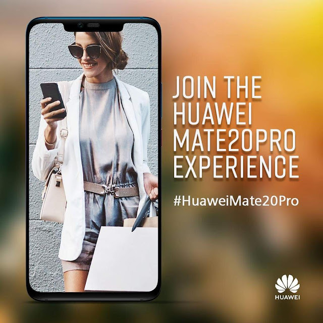 SA Sales of #HuaweiMate20 up 280% compared to #Mate10 Release in first week @HuaweiZA