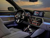 2018 BMW 6 Series Gran Turismo Interior and Equipment Design