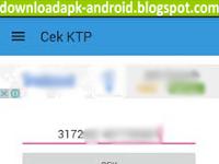 Cek KTP Online Apk Android