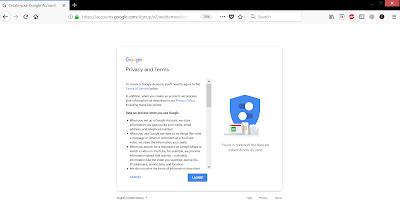 Cara Membuat Akun Gmail Dengan Mudah