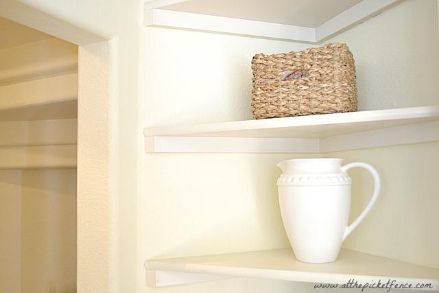 stair closet