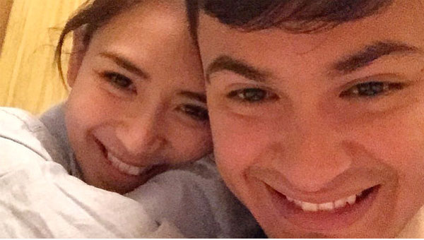 Are Sarah Geronimo and Matteo Guidicelli engaged?