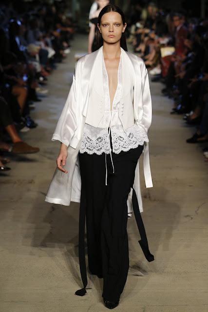 Pijama de calle Givenchy SS 2016