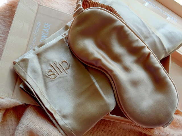 Slip Silk Pillowcase & Sleep Mask