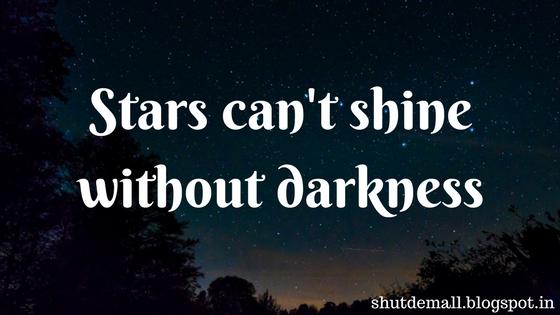 darkness inspiration