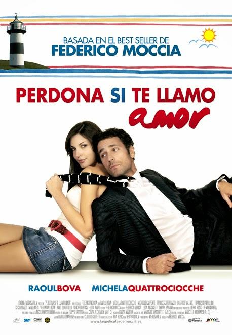 Perdona si te llamo amor - Cartel España