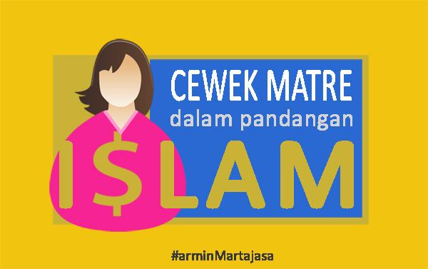 cewek matre artinya inggris islam