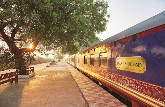 Deccan Odyssey's Early Bird Offer is here to turn your dream into reality