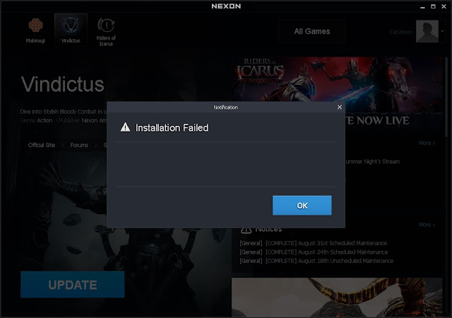 Hotspot Shield Free No Longer Works With Nexon America Games
