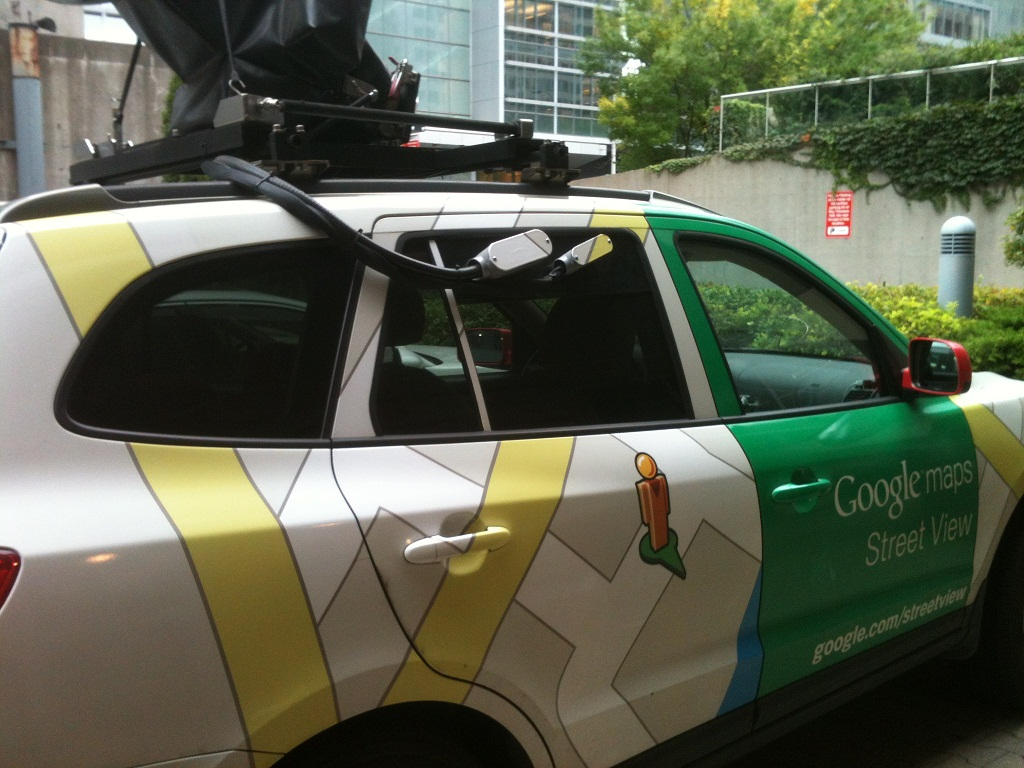carro google street view 2