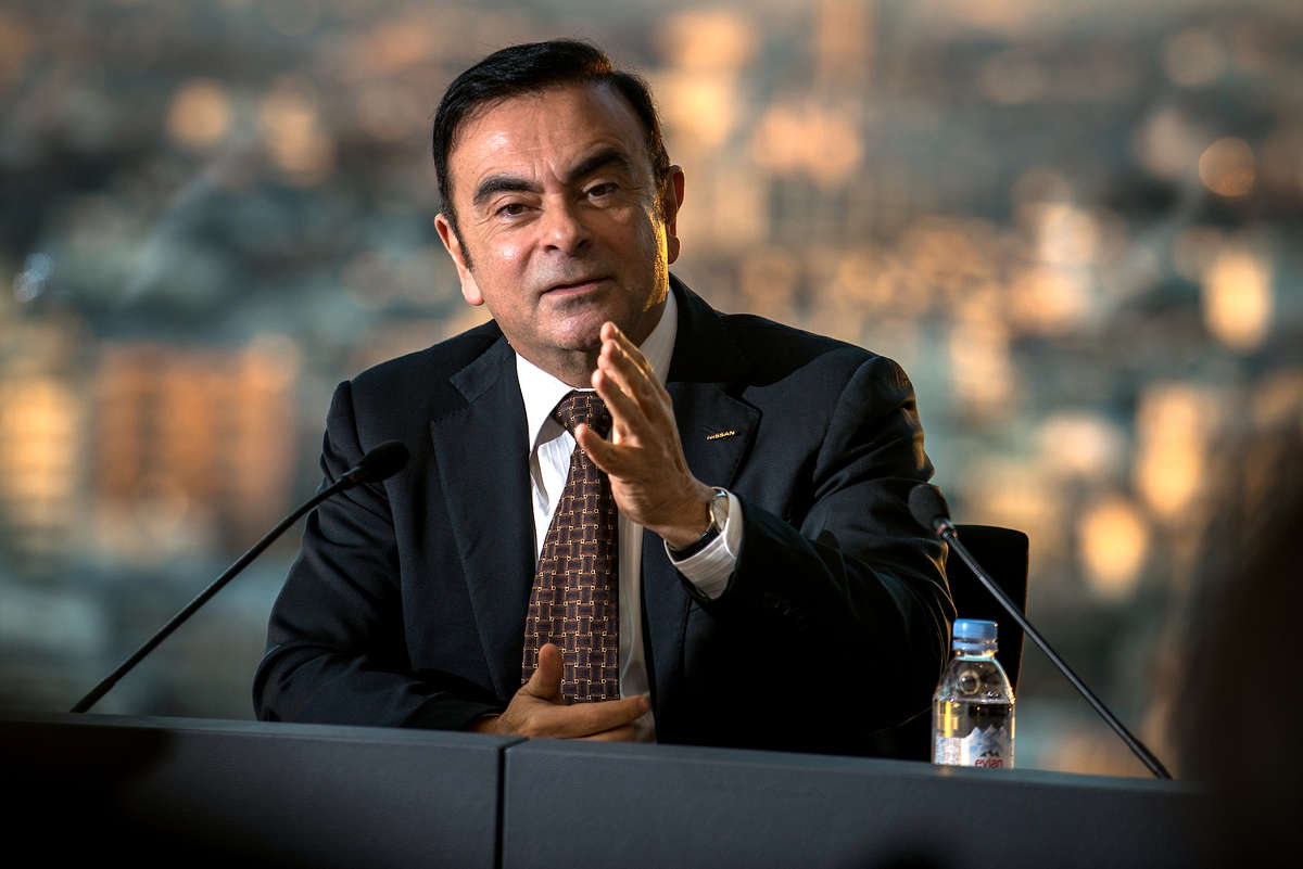 Updated Nissan May Be Charged For Financial Misconduct As