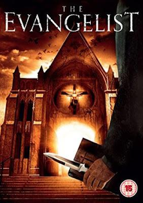 The Evangelist 2017 DVD R1 NTSC Sub