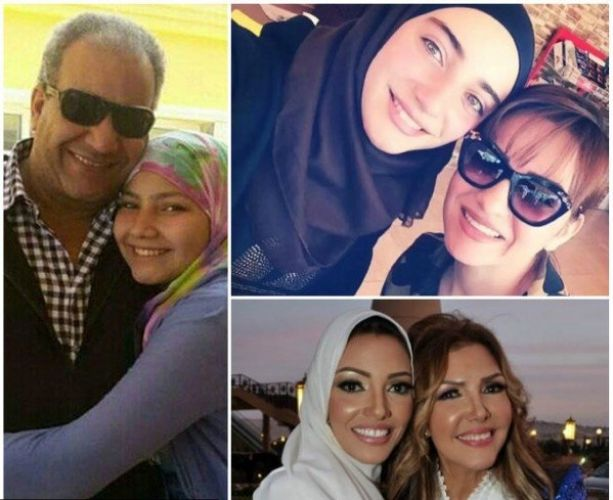 بنات مشاهير فضلن الحجاب على الظهور الإعلامي والشهرة ! اخترن الحياة الطبيعية والحجاب.. تعرّفوا عليهن بالصور