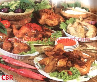 Foto Resep Aneka Ayam Goreng Klasik Tradisional Indonesia Sederhana Asli Enak