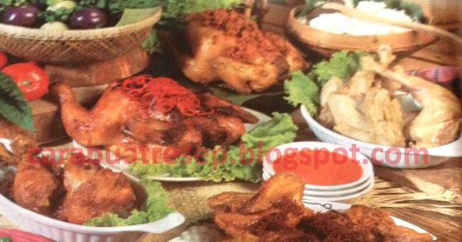 inspirasi terkini resep ayam bakar padang rumah makan sederhana Resepi Ayam Szechuan Enak dan Mudah
