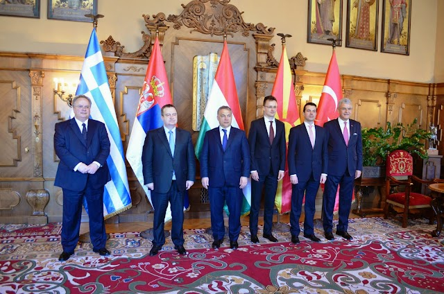 Macedonia, Turkey, Hungary, Greece and Serbia Sign Energy Cooperation Agreement