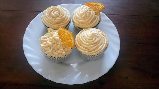 Chocolate Orange Cupcakes | Recipe  - Marie C.