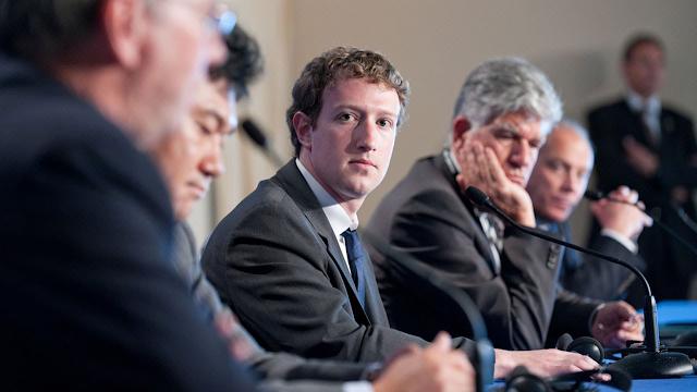 5 نصائح من مارك زوكربيرج أدت الى نجاح الفيس بوك