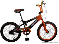 1 Sepeda BMX Pacific Avatar 20 Inci