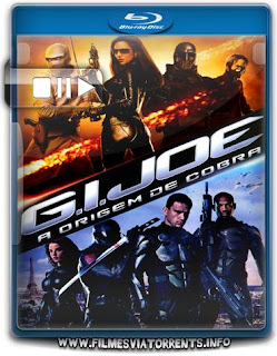 G.I. Joe – A Origem de Cobra Torrent - BluRay Rip 1080p Dublado