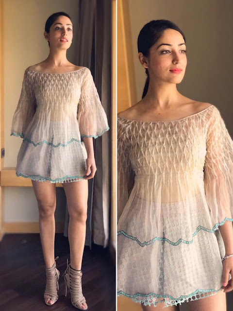 actress Yami Gautam New Images