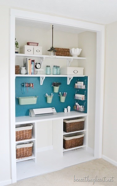 http://www.beneathmyheart.net/2013/03/craft-closet-makeover/