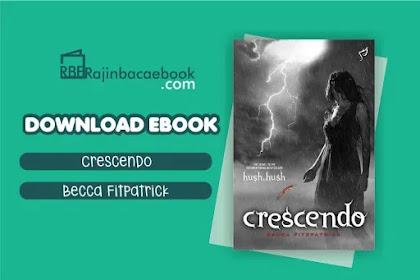 Download Novel Crescendo by Becca Fitzpatrick Pdf