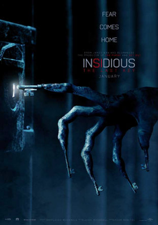 Insidious: The Last Key 1080p Dual Audio Movie download BRRip