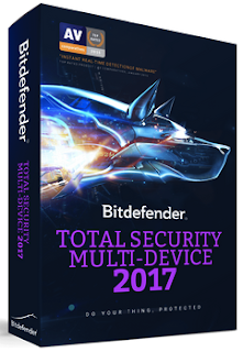 Download Bitdefender Total Security Multi-Device 2017 Offline Installer