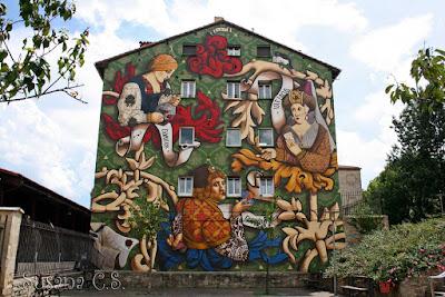 Vitoria Gasteiz - Arte Urbano II