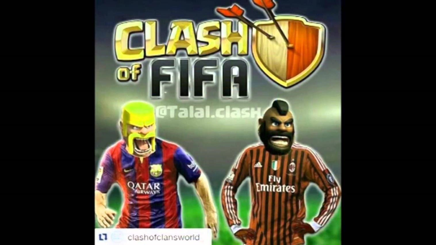 clash of clans konyol