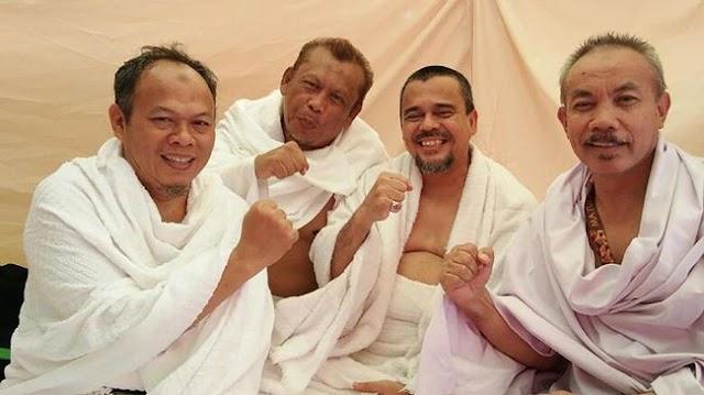 Pertemuan Alumni 212 dan Jokowi Diklaim Sesuai Arahan Rizieq