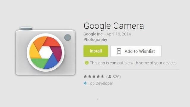 تعرف على مزايا تحديث تطبيق كاميرا جوجل