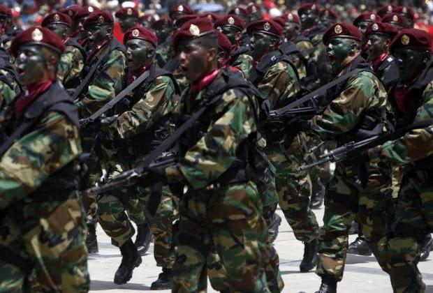 Especial ND: Militares acusados de conspirar tenían poder de fuego y tropas