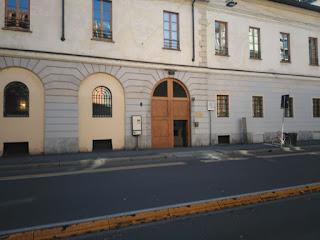 Anfiteatro Romano di Milano ingresso