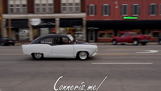 Draggin Douglas Black on White Nash Metropolitan