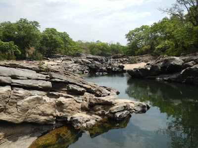 Gashaki-Gumpti National Park located in Taraba state, Nigeria.