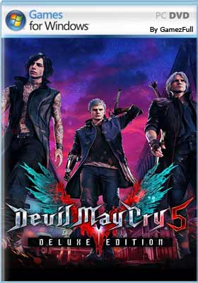 Devil May Cry 5 Deluxe Edition PC Full Español