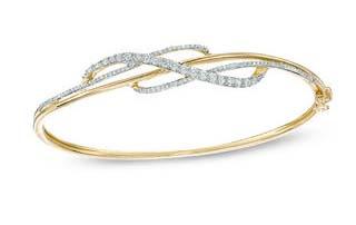model gelang emas elegan