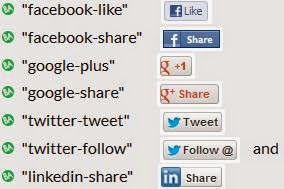 Social Content Locker for Blogger - InfoPoint11