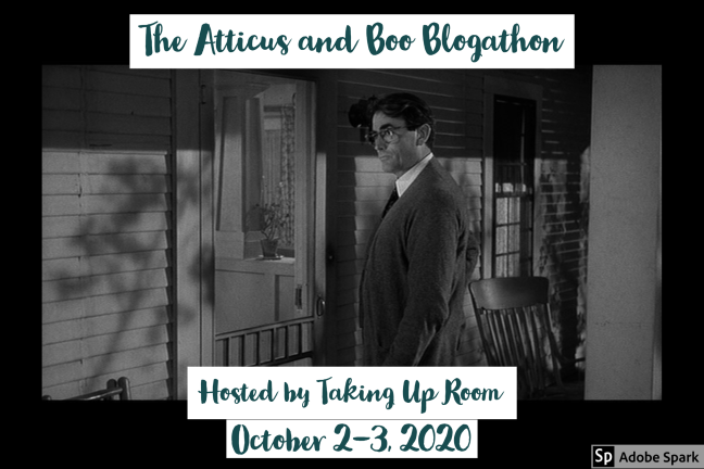 The Atticus and Boo Blogathon!