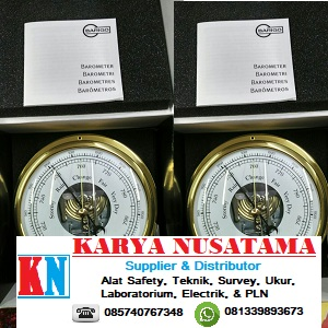 Jual Alat Tekanan Udara BARIGO 111MS Analog Barometer di Malang