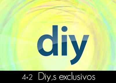4 Guia Diy,s  Seis Tutoriales Exclusivos