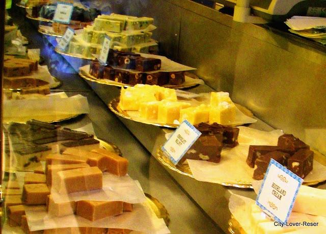 Edinburgh -The fudge kitchen