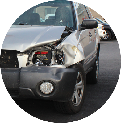 Bad News: 9 Things to do in a parking lot fender-bender