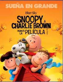 Snoopy y Charlie Brown: Peanuts La Película en Español Latino