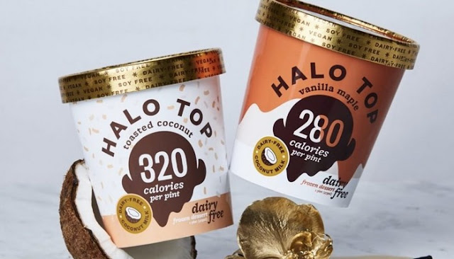 halo top vegan ice cream review