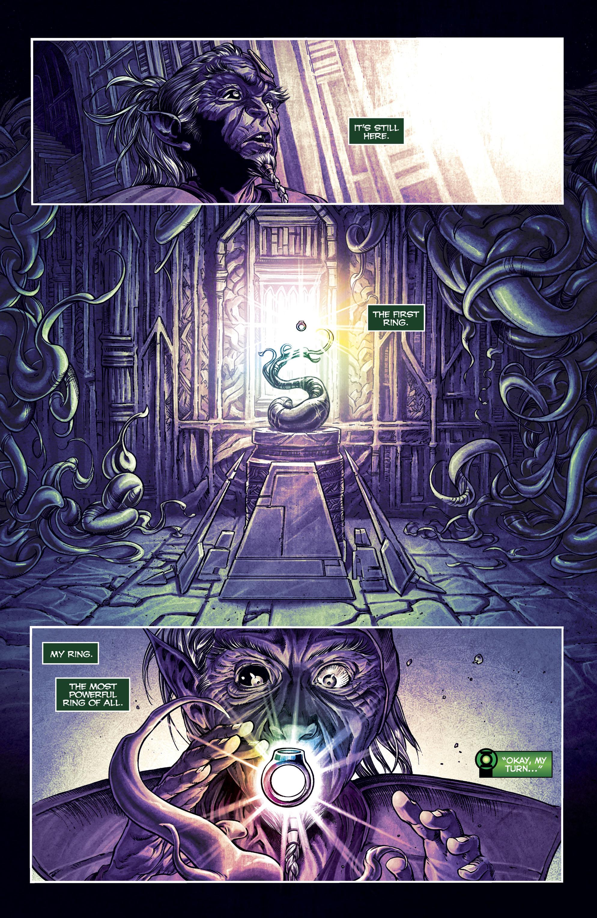 Read online Green Lanterns comic -  Issue #25 - 13
